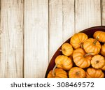 many thanksgiving  colorful... | Shutterstock . vector #308469572