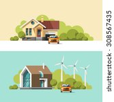 Free Homes Vector Graphics