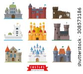Castles And Fortresses Flat...