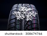 Winter Tires. Tyre For Winter