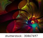elegant design. | Shutterstock . vector #30867697