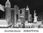 las vegas   july 8 2015  new... | Shutterstock . vector #308699456