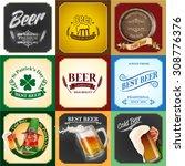 beer banner for pub | Shutterstock .eps vector #308776376
