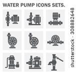 Vector Icon Of Electric Water...