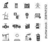 environment friendly energy...   Shutterstock .eps vector #308969252