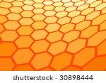 honeycomb | Shutterstock . vector #30898444