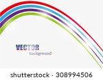 abstract background. eps 10... | Shutterstock .eps vector #308994506