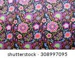 textile patterns | Shutterstock . vector #308997095