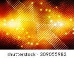digital abstract business... | Shutterstock . vector #309055982