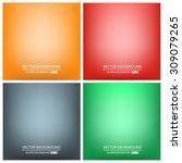 abstract creative concept... | Shutterstock .eps vector #309079265