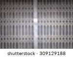 defocused and blur folding old...   Shutterstock . vector #309129188
