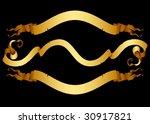 set of ribbons | Shutterstock .eps vector #30917821