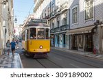 lisbon  portugal   july 12 ... | Shutterstock . vector #309189002