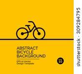 abstract flat design concept...   Shutterstock .eps vector #309284795