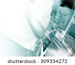 abstract background design.... | Shutterstock . vector #309354272