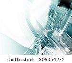abstract background design.... | Shutterstock . vector #309354272