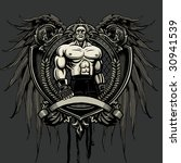 vector illustration of a... | Shutterstock .eps vector #30941539