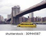 Brooklyn Bridge In Manhattan...