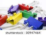 collection of colored...   Shutterstock . vector #30947464