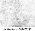 grunge halftone vector... | Shutterstock .eps vector #309479945