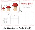 educational game for children   ... | Shutterstock .eps vector #309636692