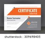 vector modern light gray  ...   Shutterstock .eps vector #309698405