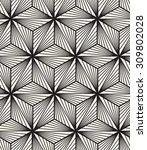 vector seamless pattern. modern ...   Shutterstock .eps vector #309802028