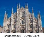 Milan Cathedral Aka Duomo Di...