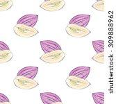 Pepino Melon. Seamless Pattern...