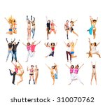 success concept winning idea  | Shutterstock . vector #310070762