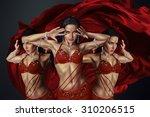 Beautiful Belly Dancer...