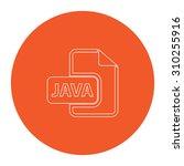 java development file format....