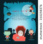 vector illustration of... | Shutterstock .eps vector #310258376