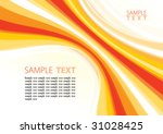 summer stripe perspective | Shutterstock .eps vector #31028425