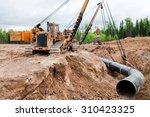 Industry Gas Oil  Pipeline...
