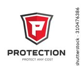 Security Company Logo Shield