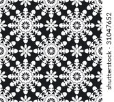 seamless repeat pattern ... | Shutterstock .eps vector #31047652