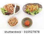japanese cuisine | Shutterstock . vector #310527878