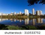Barragem Santa Lucia, city of Belo Horizonte, capital of Minas Gerais state, Brazil