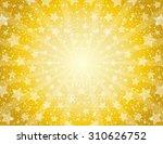Confetti And Star Background