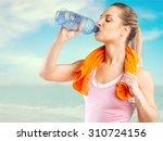 water. | Shutterstock . vector #310724156