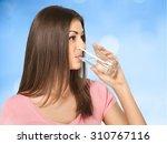 water. | Shutterstock . vector #310767116