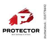 security company logo ready to... | Shutterstock .eps vector #310778642