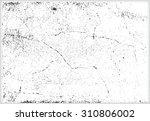 grunge texture.grunge... | Shutterstock .eps vector #310806002