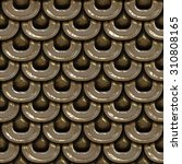 Seamless  Pattern  Of Armour...
