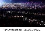 cluj napoca  romania   august 3 ... | Shutterstock . vector #310824422