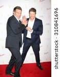 Small photo of LOS ANGELES - AUG 26: Steve Burton, Brugess Jenkins at the Television Academy's Daytime Programming Peer Group Reception at the Montage Hotel on August 26, 2015 in Beverly Hills, CA