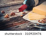 Red Wine  Walnuts And Cheese O...