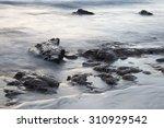 mist sea thailand. | Shutterstock . vector #310929542