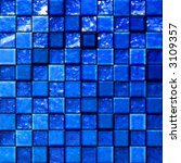 colorful modern mosaic tile in... | Shutterstock . vector #3109357